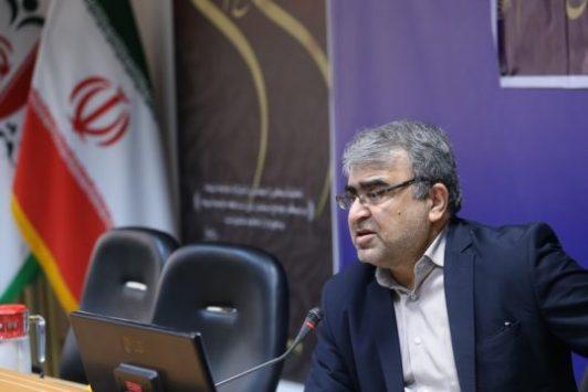 نشست خبری رئیس کمیسیون برنامه،بودجه و سرمایه گذاری شورای اسلامی شهر قم