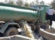 خسارت غیرقابلجبران تانکرهای تخلیه فاضلاب به محیط زیست
