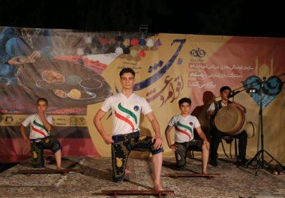 جشنواره اقوام و عشایر با تنوع بیشتر تداوم پیدا کند