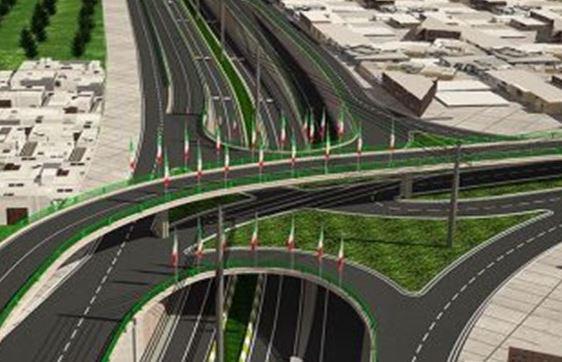 اتمام روسازی پل مستقیم تقاطع میدان ولیعصر(عج) تا پایان هفته