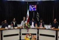 مرحله نهایی بیست و یکمین جشنواره استانی تئاتر برگزار شد