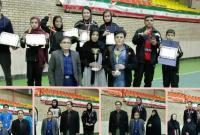 ۹ مدال قمیها از جشنواره بیماران خاص ایران
