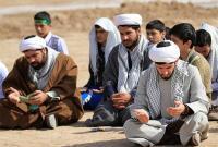 سالانه ۱۴ هزار نفر از طلاب و روحانیون در اردوی راهیان نور حضور پیدا میکنند