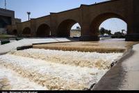 رودخانه «قمرود» احیا شد