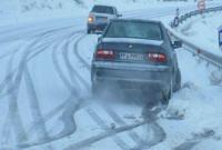 رانندگان تجهیزات زمستانی به همراه داشته باشند