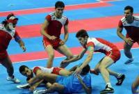 آغاز رقابت ملیپوش قم در مسابقات جهانی کبدی