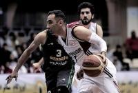 تیم بسکتبال شیمیدر قم به مصاف اکسون تهران میرود