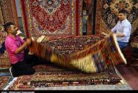 شانزدهمین نمایشگاه فرش دستباف استان قم گشایش یافت
