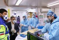 رئیس سازمان اورژانس کشور از بیمارستان قرنطینه کرونا در قم بازدید کرد
