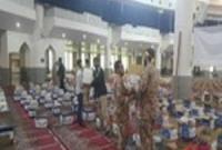 توزیع ۱۰ هزار بسته معیشتی توسط سپاه قم