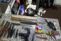 تعدادی سلاح غیرمجاز در قم کشف شد