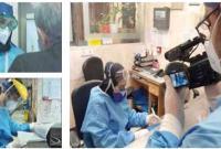 ناگفتههای مستندسازان از تجربه همنشینی با کادر درمانی در خط مقدم کرونا