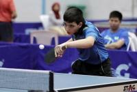 نزول جایگاه قم در تنیس رویمیز ایران