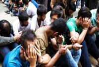 دستگیری ۲۲ اراذل و اوباش در قم