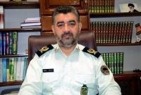 فرمانده جدید نیروی انتظامی استان قم معرفی شد