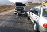 تصادف رانندگی در جادههای قم ۶۳ درصد کاهش یافت