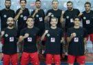 مردان مطیع آماده قهرمانی نیمفصل لیگ برتر بدمینتون