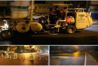 اعمال محدودیت ترافیکی در خیابان شهیدان فاطمی قم