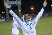 کاپیتان تیم ملی فوتبال زنان از بازیهای ملی خداحافظی کرد