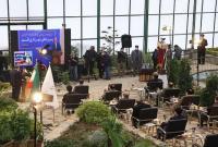 باغ پرندگان قم افتتاح شد