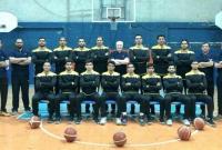 گام لغزان نماینده قم در اولین هفته لیگ دسته اول بسکتبال