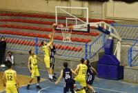 کولاک نماینده کردستان در خانه/خیز بسکتبالیست ها برای لیگ برتر