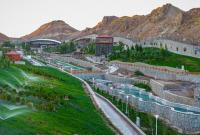 باغ پرندگان قم از دامپزشکی و محیط زیست مجوز دارد