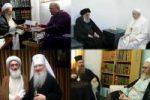 سابقه طولانی ارتباطات بین بزرگان ادیان الهی