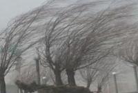 اعلام هشدار سطح نارنجی در قم بهدلیل وزش باد شدید