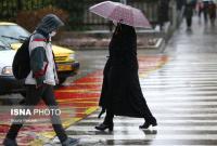 بارش باران در قم تا شنبه
