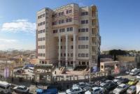 پذیرش بیمار کرونایی در بیمارستان فرقانی قم