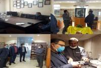 بازدید رئیس جهاد دانشگاهی قم از مجموعه کویر یاقوت استان