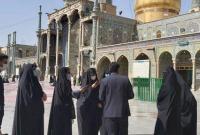 اولین اردوی گزارش نویسی خبرنگاران ایسنا در حرم حضرت معصومه برگزار شد