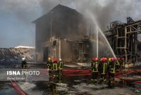 جلوگیری از فاجعهای عظیم در شهرک شکوهیه با رشادت عوامل آتشنشانی /محل ایمنسازی شد