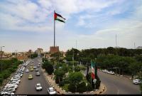 اهتزاز پرچم فلسطین در آستانه روز قدس در قم+تصاویر