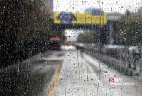 امروز در کداماستانها باران میبارد؟