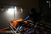 عکس/ مراسم احیاء شب قدر در بیمارستانهای قم