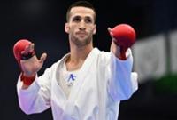 ناکامی ستاره کاراته قم در لیگ جهانی ۲۰۲۱
