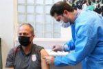 امروز، آغاز واکسیانسیون گروه سنی بالای ۶۰ سال در مناطق روستایی قم