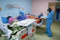 بستری۱۶۵ بیمار مشکوک به کرونا در بیمارستانهای قم/۱۴ نفر فوت کردند